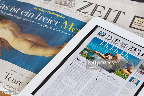 Moderne Art lesen Nachrichten