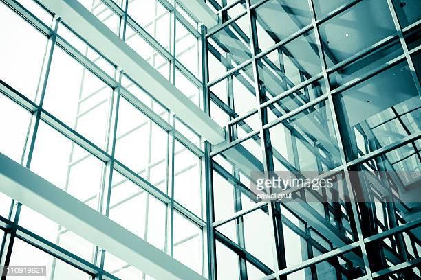 Fenêtre moderne