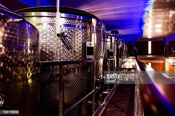 modern winery - izusek stock pictures, royalty-free photos & images