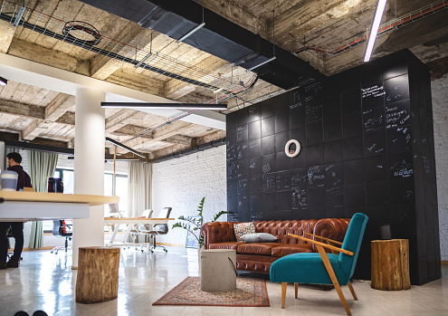 Modern work space 1135599101