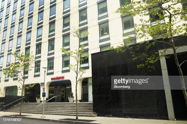 Moderna Inc headquarters stands in Cambridge Massachusetts US on Monday May 25 2020 An experimental coronavirus vaccine from Moderna Inc may wind up...