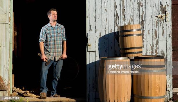 Modernday cooper Ed Lutjens is singlehandedly reviving the lost art of making wooden barrels