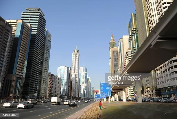 Moderne Architektur in Dubai