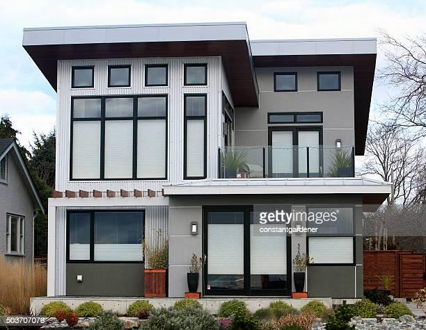 Wohnliche Architektur moderne