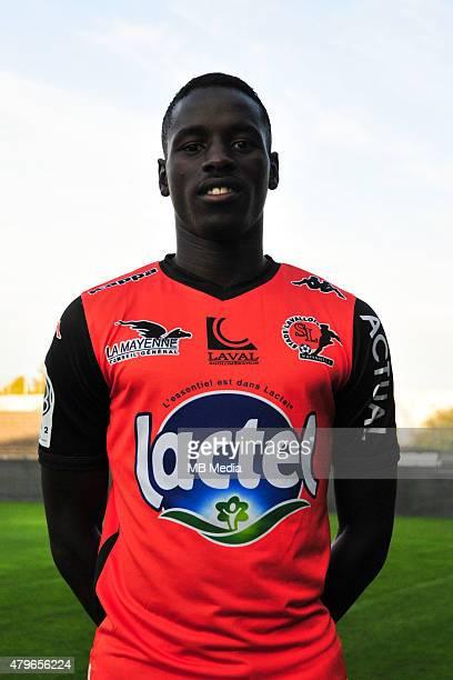 Modibo Dembele Photo officielle Laval Ligue 2 2014/2015 Philippe Le Brech / Icon Sport/MB Media