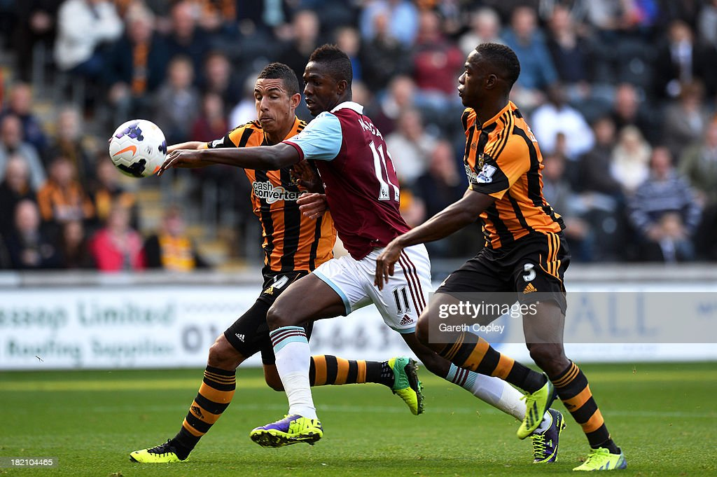 Hull City v West Ham United - Premier League
