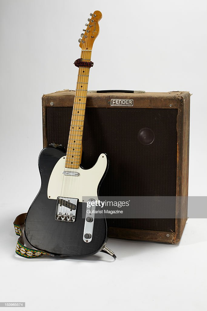 Amplis - Page 6 Modified-1959-fender-esquire-electric-guitar-and-fender-bassman-by-picture-id153985574