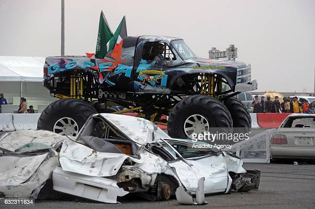 Monster Truck Stock Photos And Pictures Getty Images - Monster car show