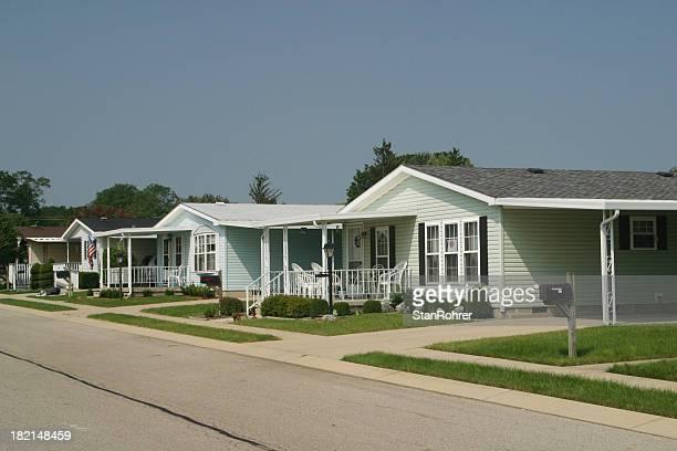 モジュラホーム開発ます。プリファブ・ハウス。、オハイオ州デイトン Fairborn