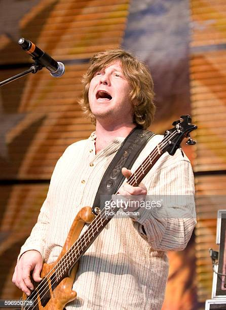 Moe perform at the Farm Aid concert at the Comcast Center in Mansfield