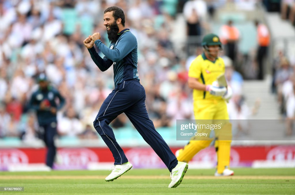 England v Australia - 1st Royal London ODI