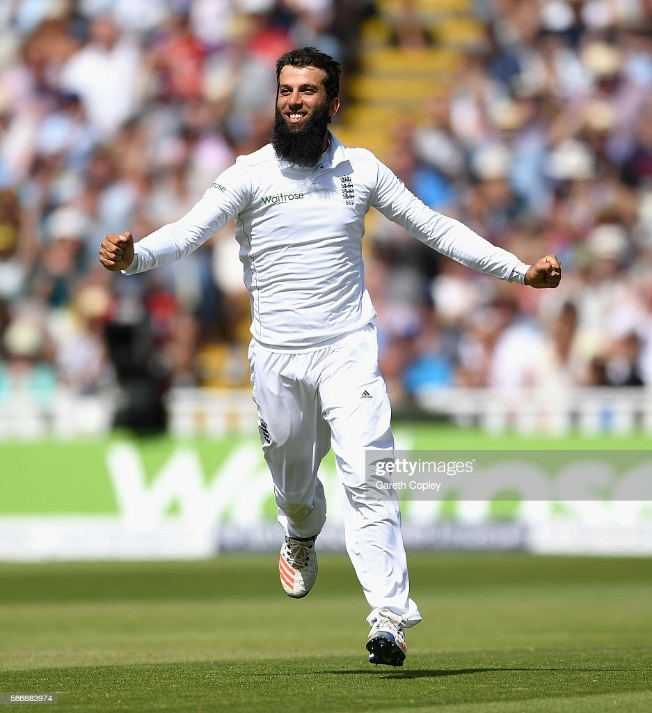 England v Pakistan: 3rd Investec Test - Day Five