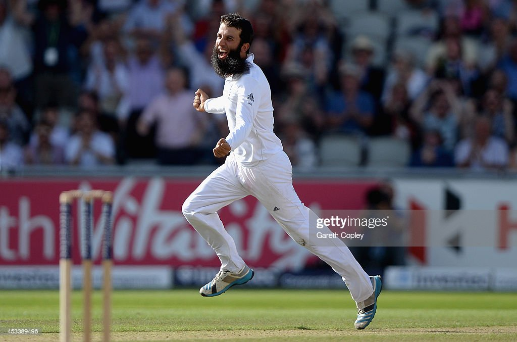 England v India: 4th Investec Test - Day Three