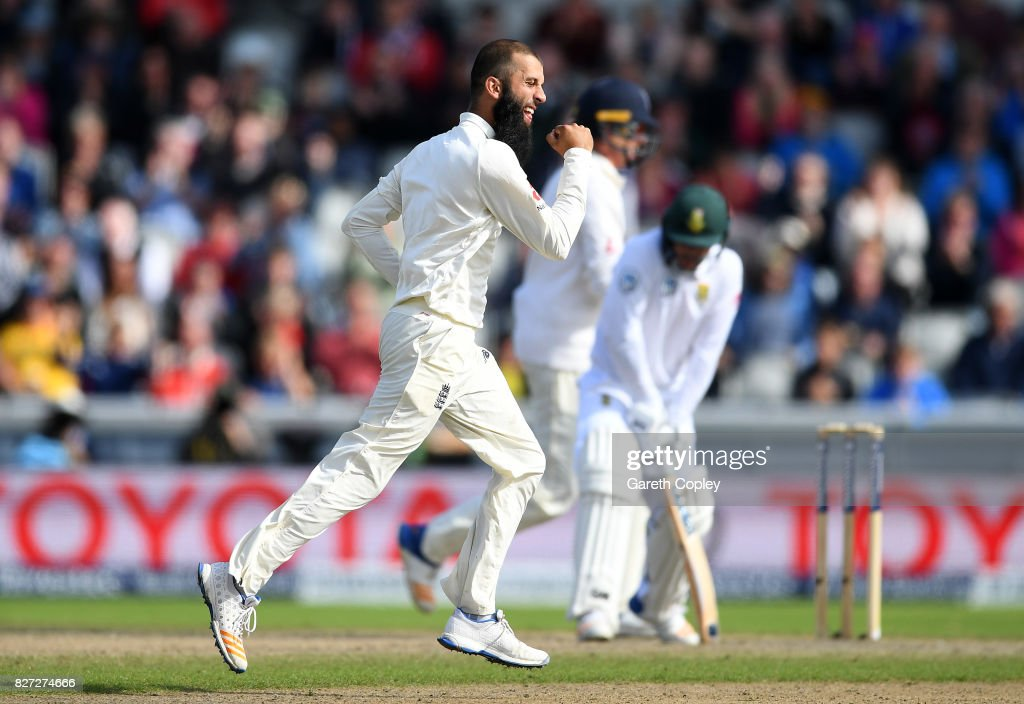 England v South Africa - 4th Investec Test: Day Four