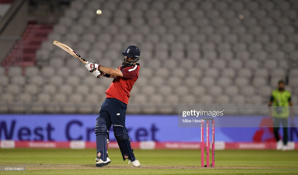 England v Pakistan - 3rd Vitality International Twenty20 : News Photo