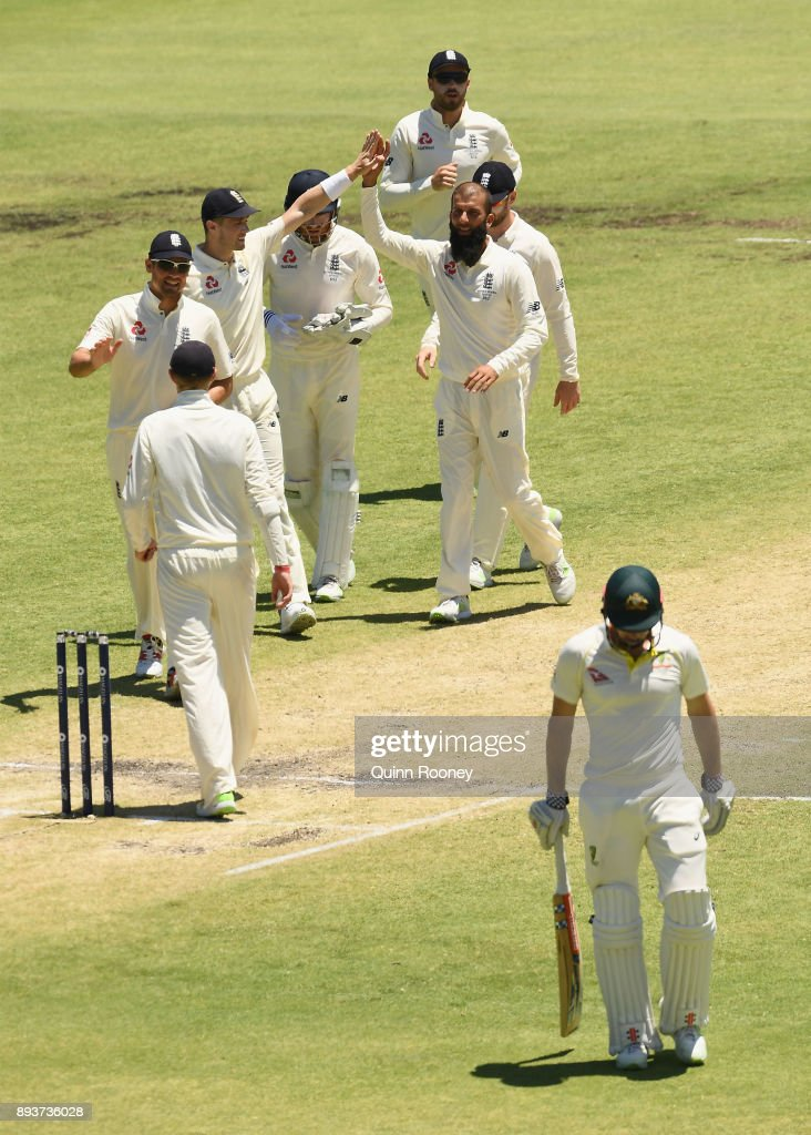Australia v England - Third Test: Day 3