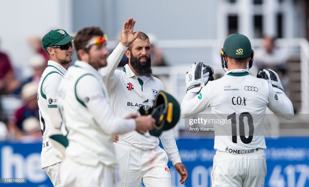 Northamptonshire v Worcestershire - Specsavers County Championship: Division Two : News Photo
