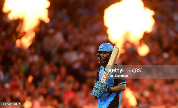 Moeen Ali of Worcestershire walks off after being dismissed during the Vitality T20 Blast Final match between Worcestershire Rapids and Essex Eagles...