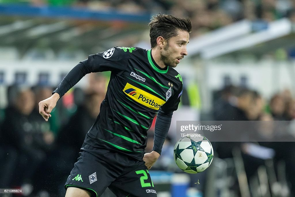 CL:  Borussia Moenchengladbach - Celtic Glasgow : News Photo