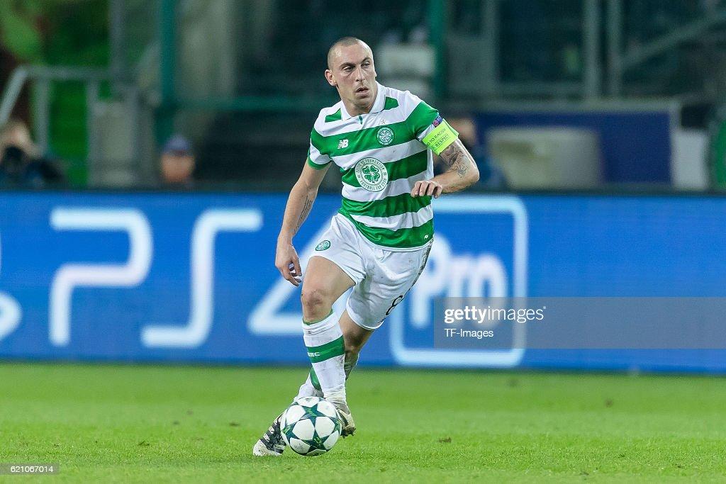 CL:  Borussia Moenchengladbach - Celtic Glasgow : News Photo