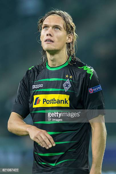Moenchengladbach Germany UEFA Champions League 2016/17 Season Group C Matchday 4 Borussia Moenchengladbach Celtic Glasgow feature Jannik Vestergaard