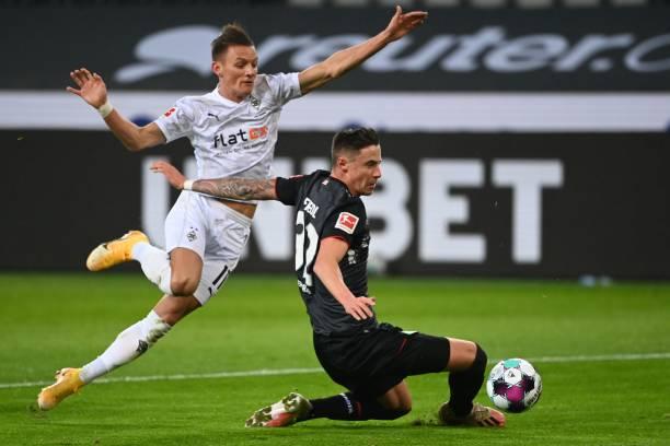 DEU: Borussia Moenchengladbach v SV Werder Bremen - Bundesliga