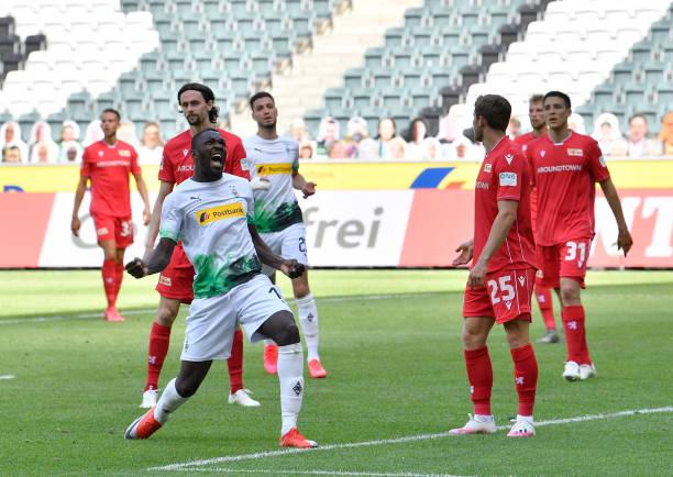 DEU: Borussia Moenchengladbach v 1. FC Union Berlin - Bundesliga