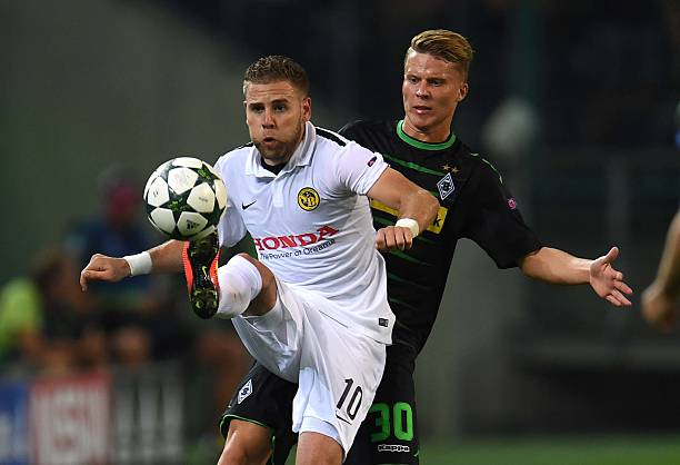 Yoric Ravet has finally joined SC Freiburg. (PATRIK STOLLARZ/AFP/Getty Images)