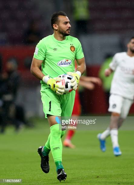 Moez BEN CHERIFIA of Esperance de Tunis on action during the Fifth Place Match between Al Sadd SC and Esperance de Tunis at Khalifa International...