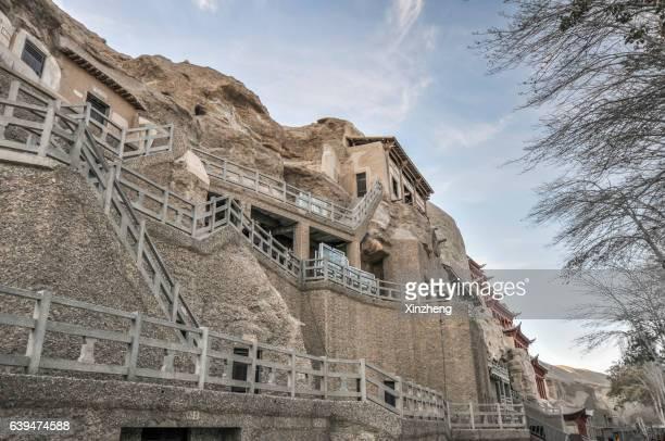 Mogao caves, Dunhuang City, Gansu, China