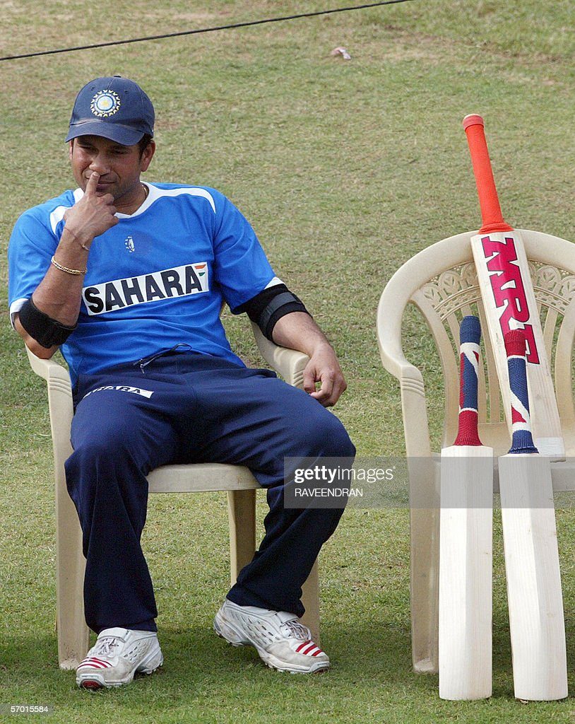 indian cricketer sachin tendulkar watche pictures | getty images