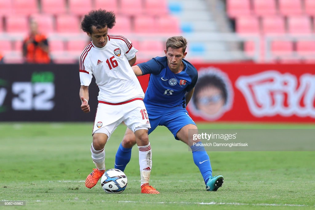 Slovakia v United Arab Emirates - International Friendly