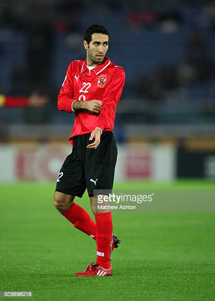 Mohamed Aboutrika of Al Ahly
