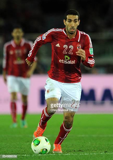 Mohamed Aboutrika of Al Alhy SC