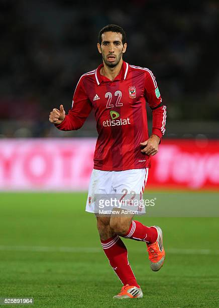 Mohamed Aboutrika of AlAhly SC