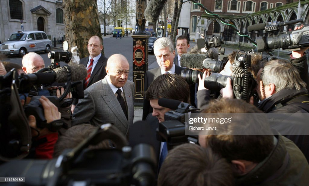 Diana, Princess of Wales - Inquest Hearing - January 8, 2007