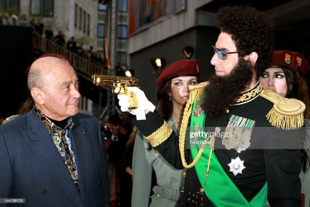 The Dictator - World Premiere - Outside Arrivals