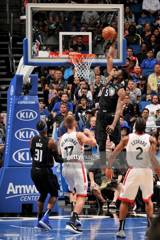 Toronto Raptors v Orlando Magic  News Photo