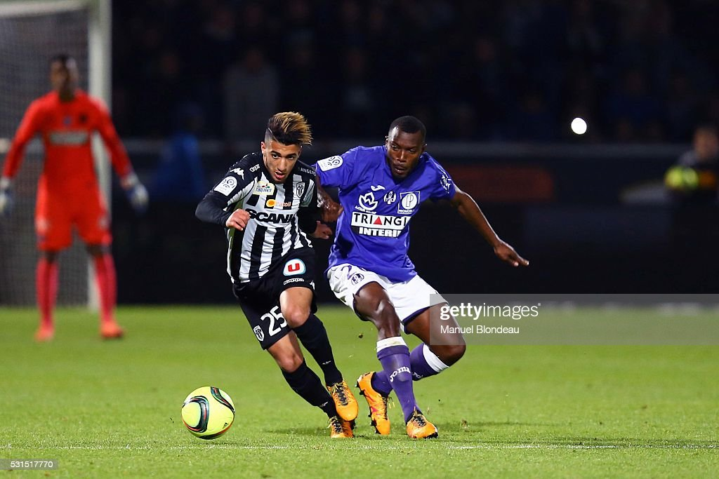 Angers SCO v Toulouse FC - Ligue 1 : News Photo