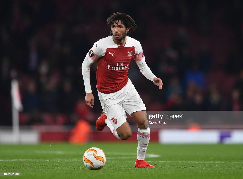 Arsenal v Qarabag FK - UEFA Europa League - Group E : News Photo