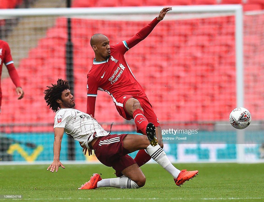 Arsenal v Liverpool - FA Community Shield : News Photo