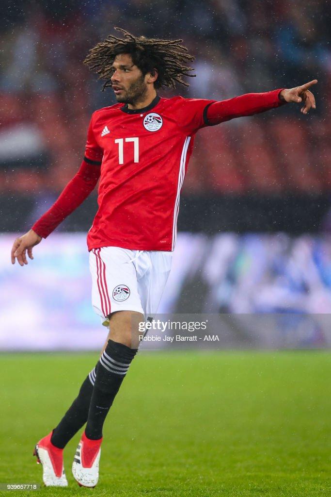 Egypt v Greece - International Friendly : News Photo