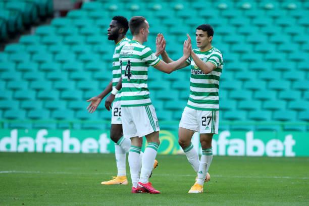 GBR: Celtic v Hibernian - Ladbrokes Scottish Premiership