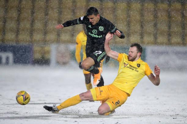 GBR: Livingston v Celtic - Ladbrokes Scottish Premiership