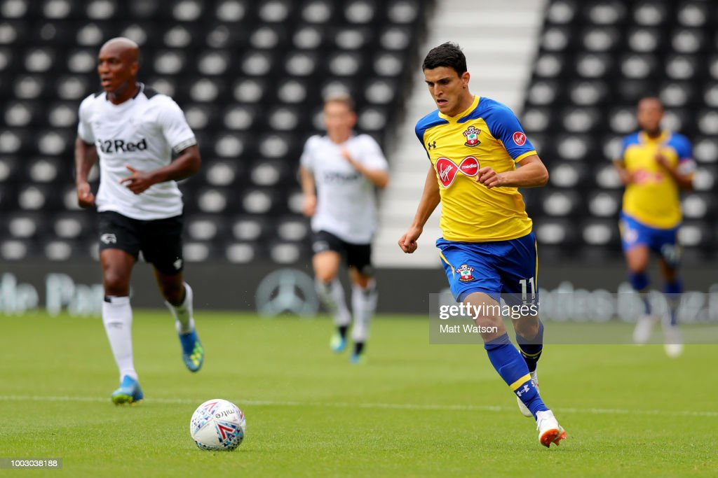 Derby County v Southampton - Pre-Season Friendly