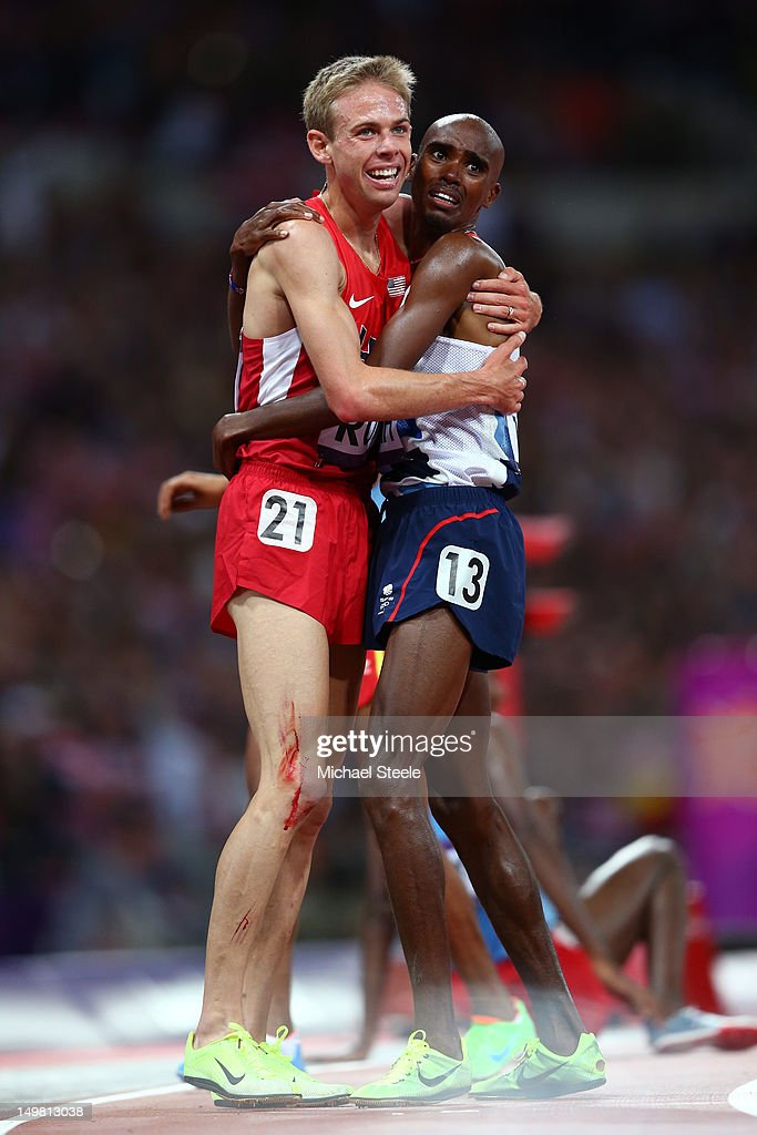 Olympics Day 8 - Athletics : Foto jornalística