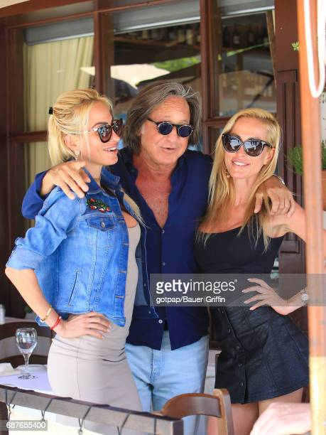 Mohamed Hadid is seen on May 23 2017 in Los Angeles California