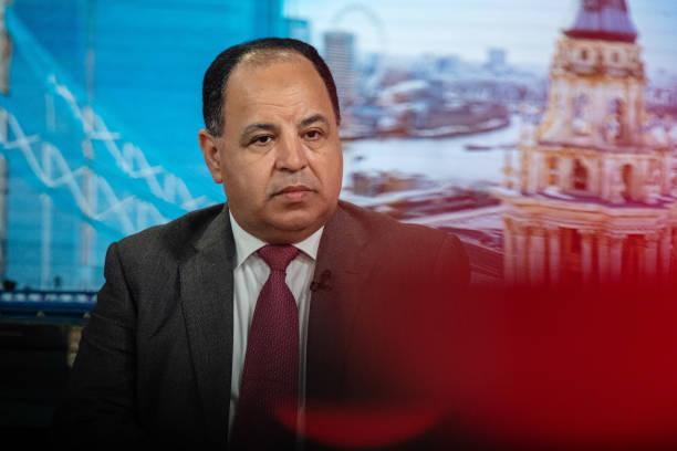 GBR: Egypt's Finance Minister Mohamed Maait Interview