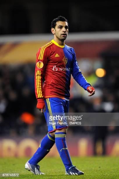 Mohamed Salah, Basel