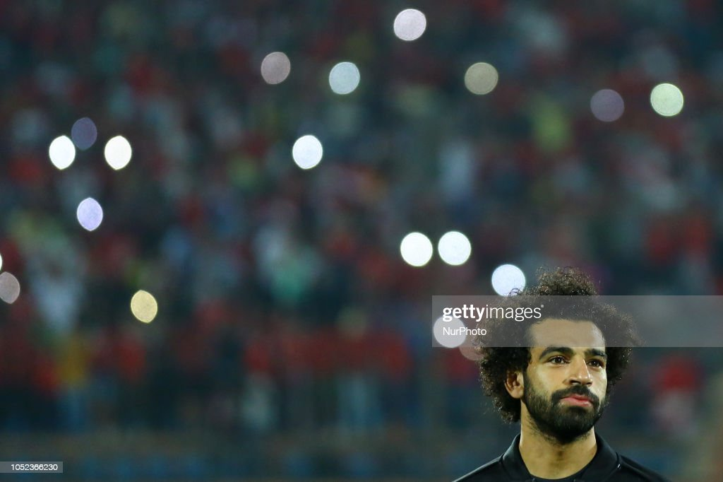 Egypt v Swaziland - Africa Cup of Nations Qualifier : News Photo